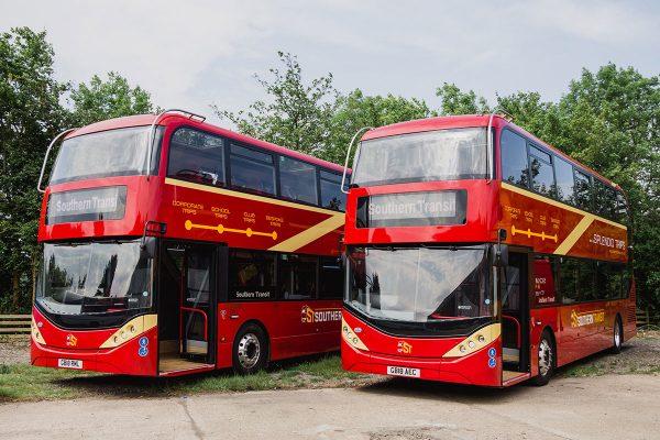 City Master Executive Bus 1