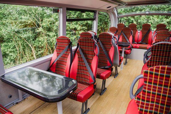 City Master Executive Bus 13