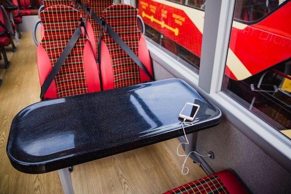 City Master Executive Bus 15