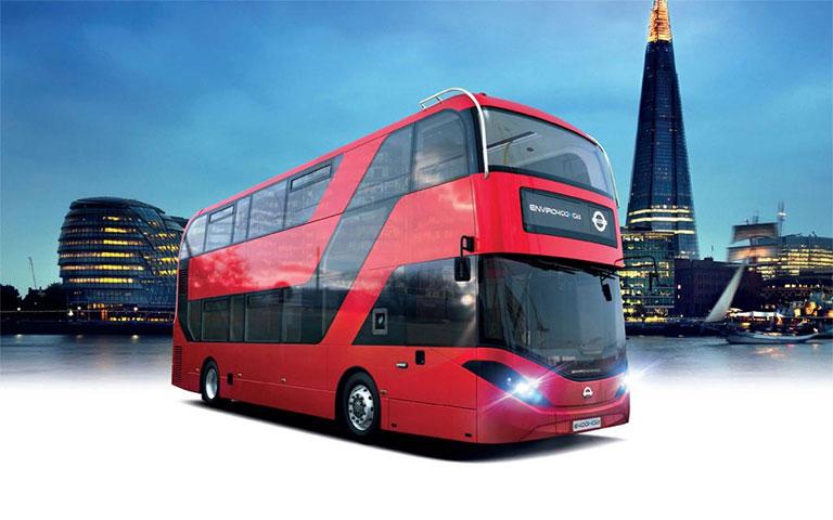 Enviro400 City buses, just the ticket for 'Splendid Trips'