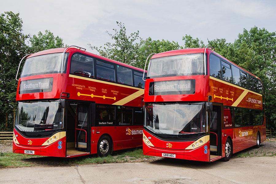 Fleet Image CityMaster Bus
