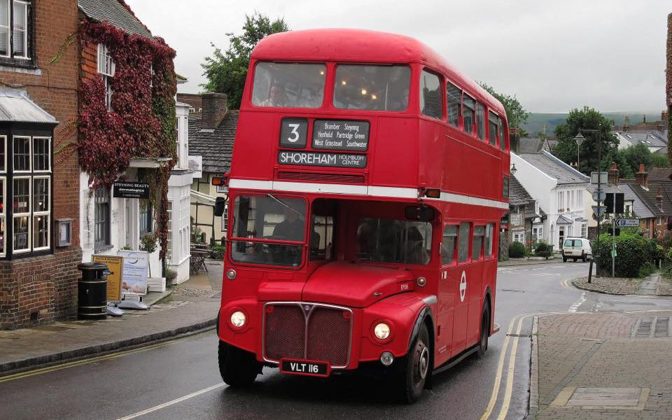 Route 3 Bank Holiday Bus
