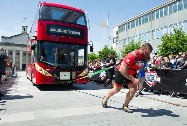 Southern Transit Ultimate Strongman